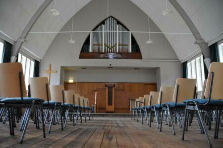 Kerkstoelen Drijber