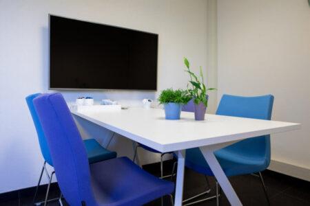 Projectinrichting kantoor