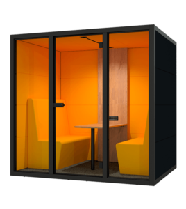 telefooncel kantoor large oranje